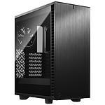 Fractal Design Define 7 Compact Dark TG Black