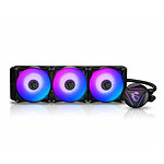 VENT MSI MAG CoreLiquid 360R RGB 7570 Refroidisseur de CPU Black MAG Core Liquid 360R 360 mm