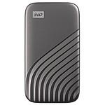 Western Digital WD My Passport SSD 500 Go Grey