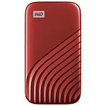 Western Digital WD My Passport SSD 1 To Red