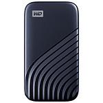 Western Digital WD My Passport SSD 500 Go Blue nuit