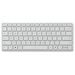 Microsoft Designer Compact Keyboard White Glacier