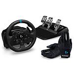 Logitech G923 PC / Playstation Racing Gloves