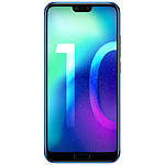 Honor 10 (bleu) - 4 Go - 128 Go