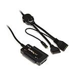 StarTech.com Adaptateur Convertisseur USB 2.0 / SATA ou IDE