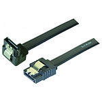Câble SATA coudé bas avec verrouillage - 20cm