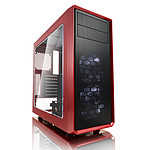 Boîtier PC Rouge