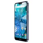 Nokia 7.1 (bleu) - 32 Go - 3 Go