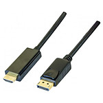 Câble DisplayPort 1.2 vers HDMI - 2 m