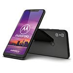 Motorola One (noir) - 64 Go - 4 Go
