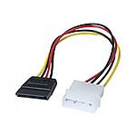 StarTech.com Câble d'alimentation SATA / Molex - 15 cm