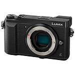 Panasonic Lumix DMC-GX80 noir (boitier nu)