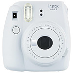 Fujifilm Instax Mini 9 Blanc