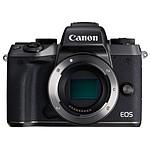 Canon EOS M5 Noir (boitier nu)