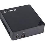 Gigabyte BRIX Core i3 GB-BKi3A-7100 Baie SSD M.2