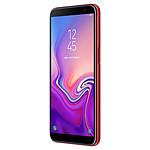 Samsung Galaxy J6+ (rouge) - 32 Go - 3 Go