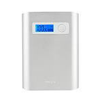PNY PowerPack Alu Digital 10400 mAh 2,4A / 1A - 3 USB