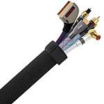 Real Cable Cache câbles Noir CC88NO - 3 m