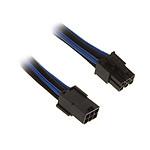 BitFenix Alchemy Rallonge Bleu/Noir PCI-E 6 broches