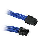 BitFenix Alchemy Rallonge Bleu PCI-E 6 broches