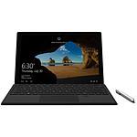 Microsoft Type Cover Fingerprint pour Surface Pro - noir