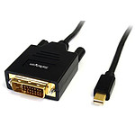 StarTech.com Câble mini DisplayPort / DVI-D Dual Link - 1,8 m