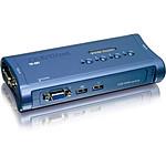 TrendNet TK-407K - KVM 4 ports VGA/USB