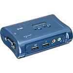 TrendNet TK-209K - KVM 2 ports VGA/USB/Audio