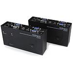 StarTech.com Extendeur de console KVM USB double VGA