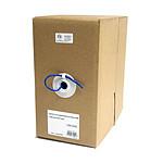 StarTech.com Câble en vrac Solide Cat 5e UTP Bleu - 304,8 m