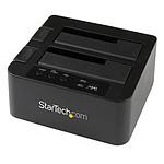 StarTech.com Duplicateur USB 3.0/eSATA 2 disques durs