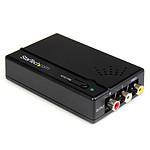 StarTech.com Convertisseur HDMI / Composite Vidéo + audio RCA