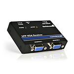 StarTech.com Extendeur vidéo VGA sur Cat 5 avec audio jack
