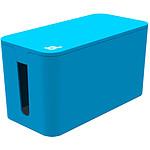 Bluelounge CableBox Mini Bleu Boite de rangement