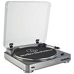 Audio-Technica Platine disque vinyle AT-LP60-USB
