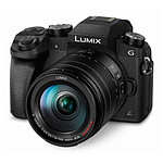 Panasonic Lumix DMC-G7 + 14-140 mm Noir