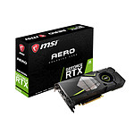 MSI GeForce RTX 2070 AERO - 8 Go