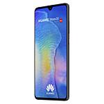 Huawei Mate 20 (noir) - 128 Go - 4 Go
