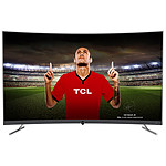 TCL 55DP676 TV LED UHD 4K Curve 139 cm