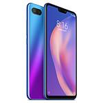 Xiaomi Mi 8 Lite (bleu) - 128 Go - 6 Go