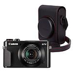 Canon PowerShot G7 X Mark II + Etui souple