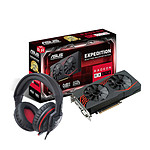 Asus Radeon RX 570 OC Expedition + Orion Pro