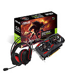 Asus Cerberus GeForce GTX 1050 Ti OC + Cerberus V2
