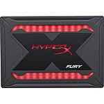 HyperX Fury RGB - 480 Go