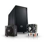 CoolerMaster Silencio 352 + HyperTX3I + MW 450W