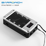 BARROW FBRE1-150P - Réservoir Boxfish 150 mm POM - Argent