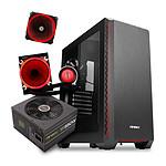Pack ANTEC P7 + EA550G PRO 550W + M120 RGB + PRIZM 120 RGB