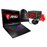 MSI GE73 Raider RGB 8RF-455XFR + Loot Box Accessoires offerte