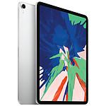 Apple iPad Pro 11 pouces 512 Go Wi-Fi + Cellular Argent (2018)