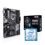 Intel Core i7-8700 + Asus Z370-P II